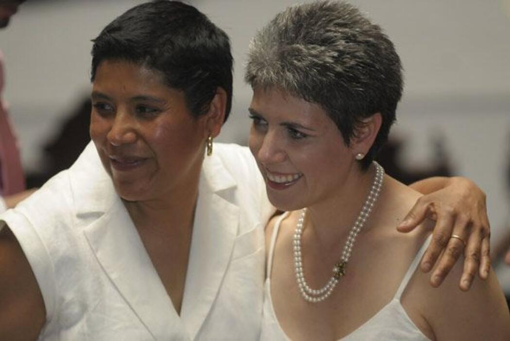 Comentaron a  Univision.com que para su hija es normal la diversidad sex...