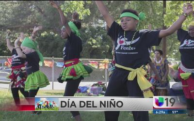 Actividades para celebrar el Día del Niño en Sacramento