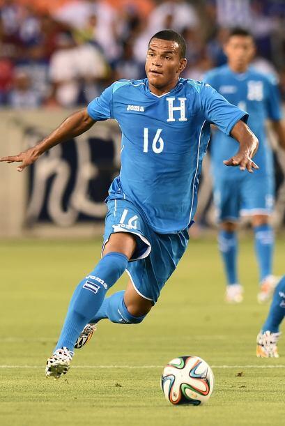 Por parte de Honduras, los jugadores lucharon todo el partido, sin embar...