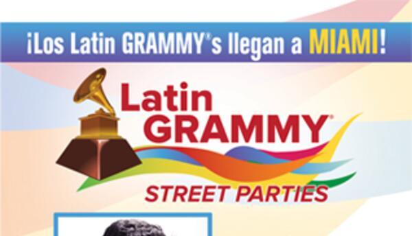 ¡Los Latin Grammy Street Parties regresan a Hialeah!