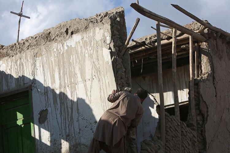 Terremoto en el sur de Asia