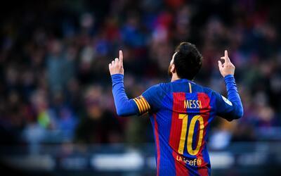 Los 500 goles y otros seis datos de Messi con su tanto de la victoria an...