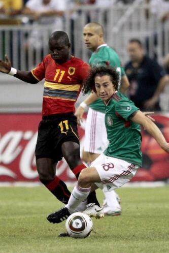 Más tarde de enfrentaría a Angola al que también venció 1-0 con un gran...