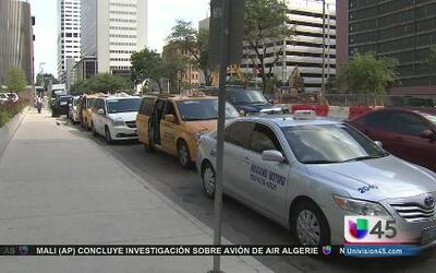 Uber y Lyft podrán operar en Houston