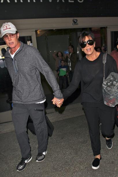 Tras anunciar su separación de la mamá de las Kardashian sus cambios han...
