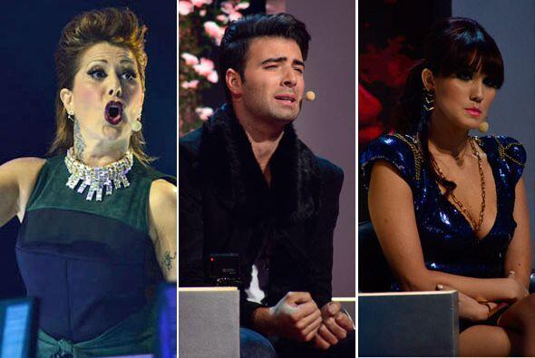 ¡Vaya que fue una tensa noche en la cuarta gala de Va Por Ti!