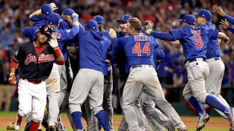 Los Chicago Cubs ganan la Serie Mundial y rompen con la famosa 'Maldició...