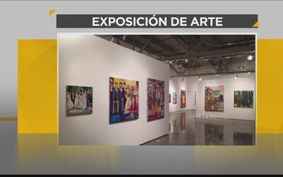Nuestra Gente, la comunidad latina en el arte