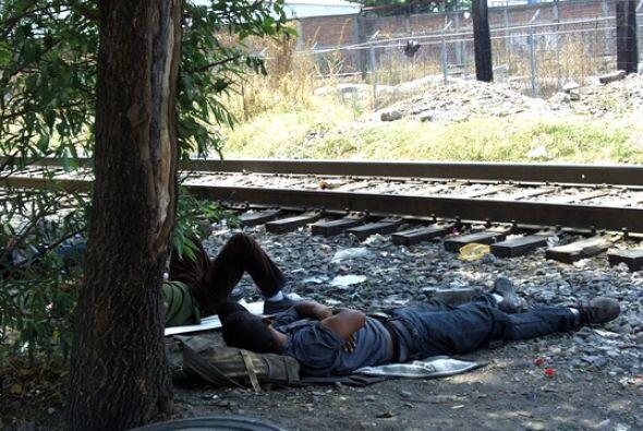 A pesar de ello, la afluencia de migrantes, principalmente centroamerica...