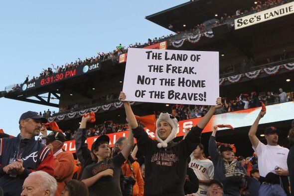 La situación y la fiesta de los playoffs en San Francisco fue bie...
