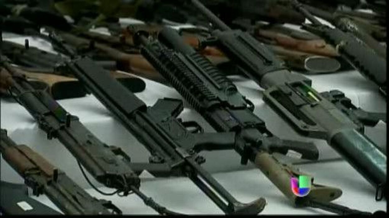 La Asociación Nacional del Rifle (NRA, por sus siglas en inglés) dio a c...