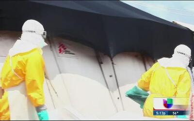 Cónsul pide ayuda internacional para prevenir el Ébola