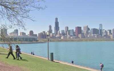 Chicago estará sin lluvias y con temperaturas agradables