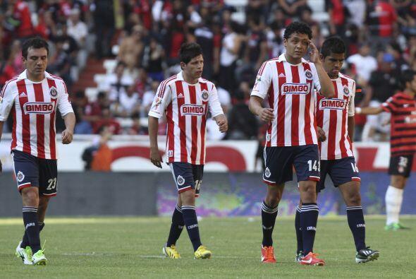 En comparación los refuerzos de Chivas se han quedado cortos en su rendi...