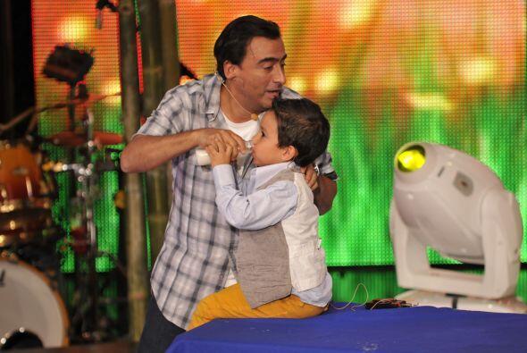 Junto a Javi, el comediante encontró mucha competencia pues tiene...