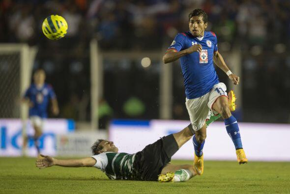 Julio César Domínguez de Cruz Azul comentó lo sigui...