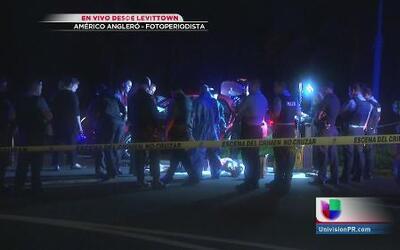Asesinan a joven en plena carretera de Levittown