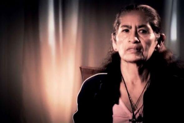 La madre de Aguirre lo defiende y asegura la inocencia de su hijo.    I...