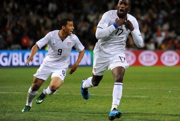 Estados Unidos se puso en ventaja con un gol de Altidore que dejaba desc...