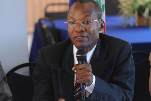 Las autoridades electorales de Haití dijeron que el rapero no cumple con...
