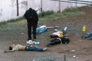 Almenos 18 personas fueron asesinadas entre lunes y martes en el norte d...
