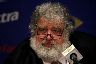 Chuck Blazer dejará su puesto en la FIFA.