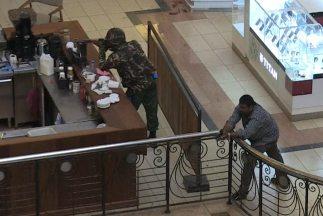El autor del atentado en un centro comercial en Kenia donde murieron 72...