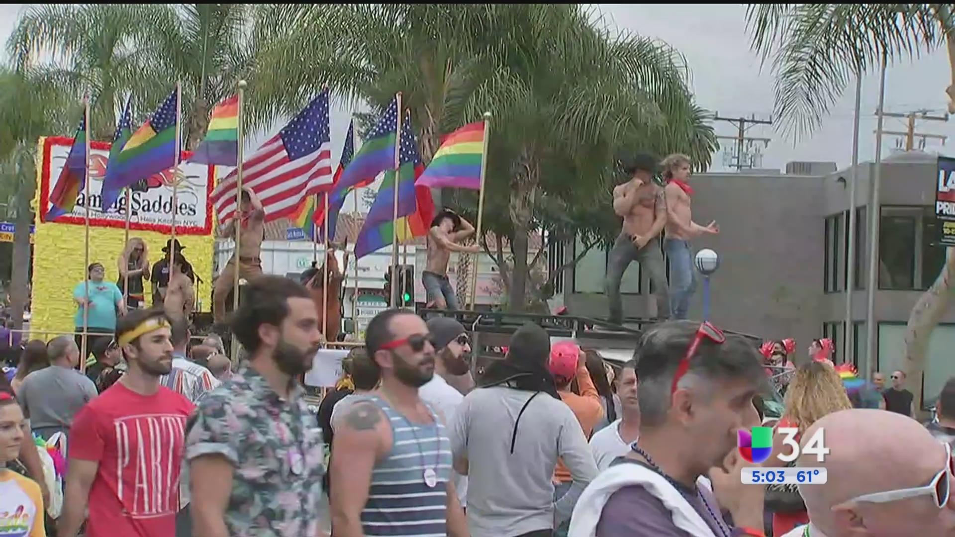 Desfile del orgullo gay de chicago