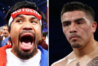 Manny Pacquiao y Brandon Ríos se enfrentarán en China.