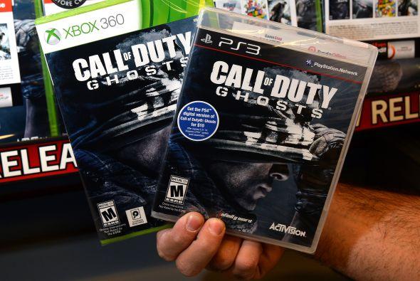 Call of Duty: Ghosts estará disponible en el futuro para las consolas de...