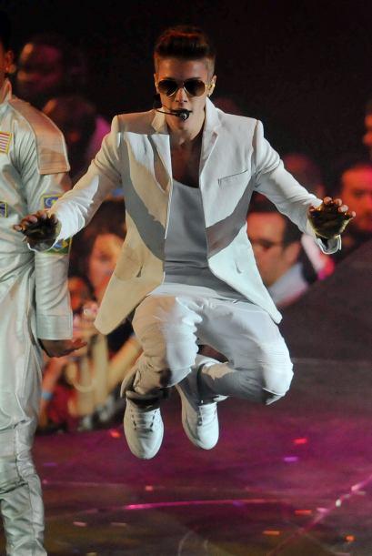 Justin Bieber llegó a Europa dispuesto a conquistar el corazón de miles,...