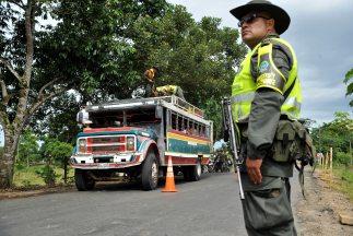 La Policía de Colombia capturó a Erick Prieto Mora, alias 'Medina' y 'Pi...