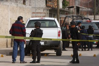 La narcoviolencia azota a varios estados de México.