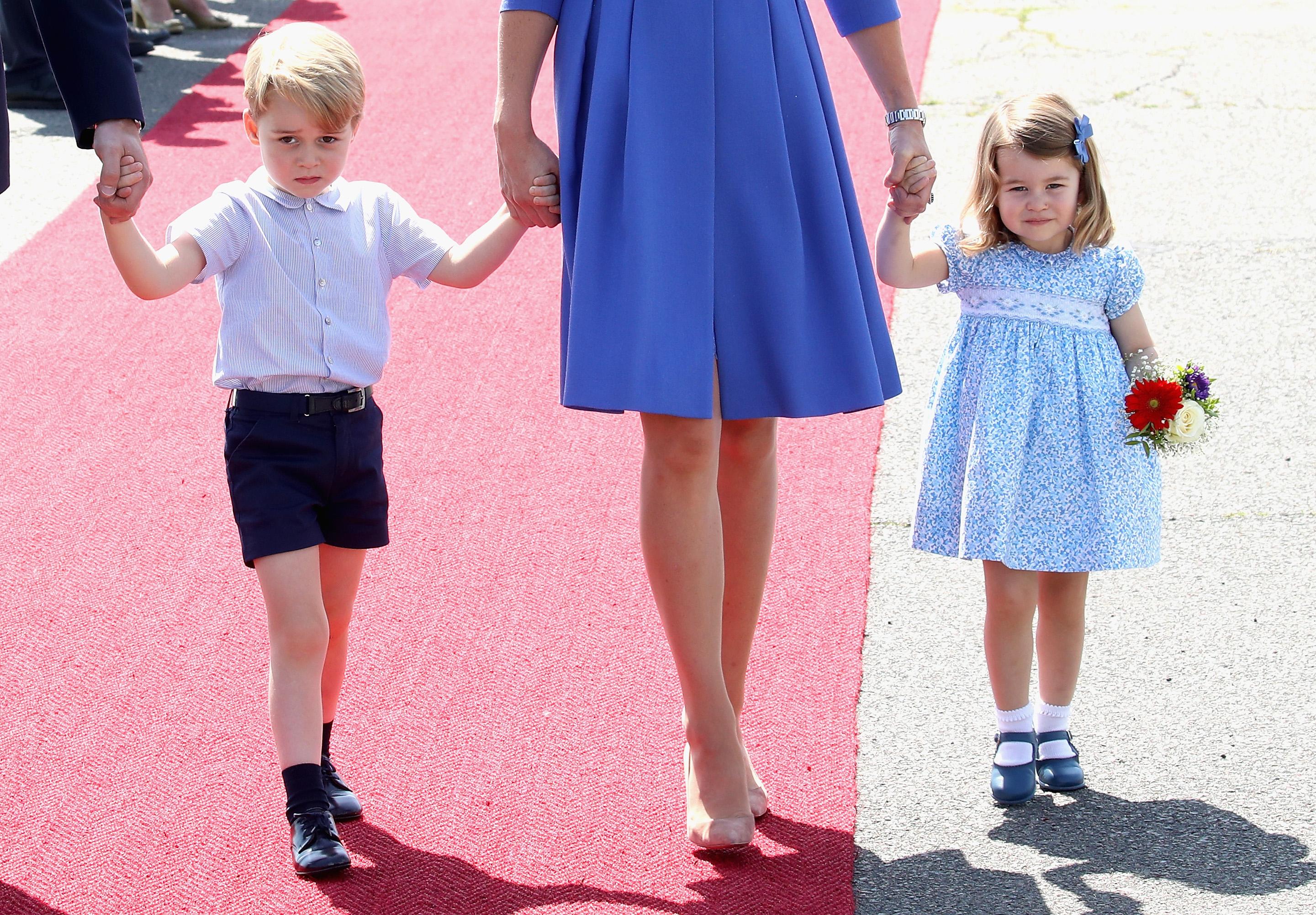Es un niño: la duquesa de Cambridge da a luz a su tercer hijo ...
