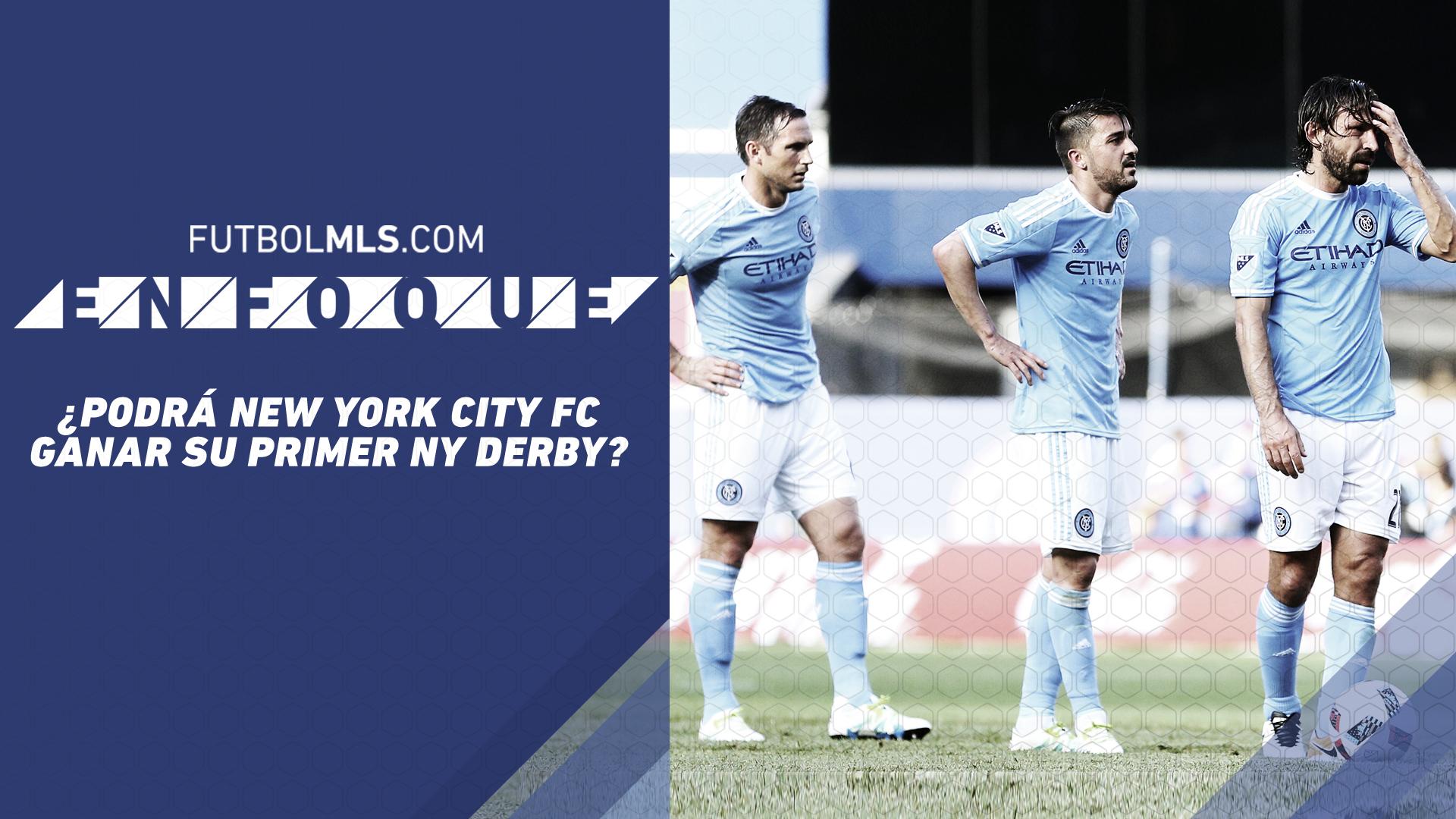 New York City FC y los Red Bulls vuelven a verse las caras en el ...