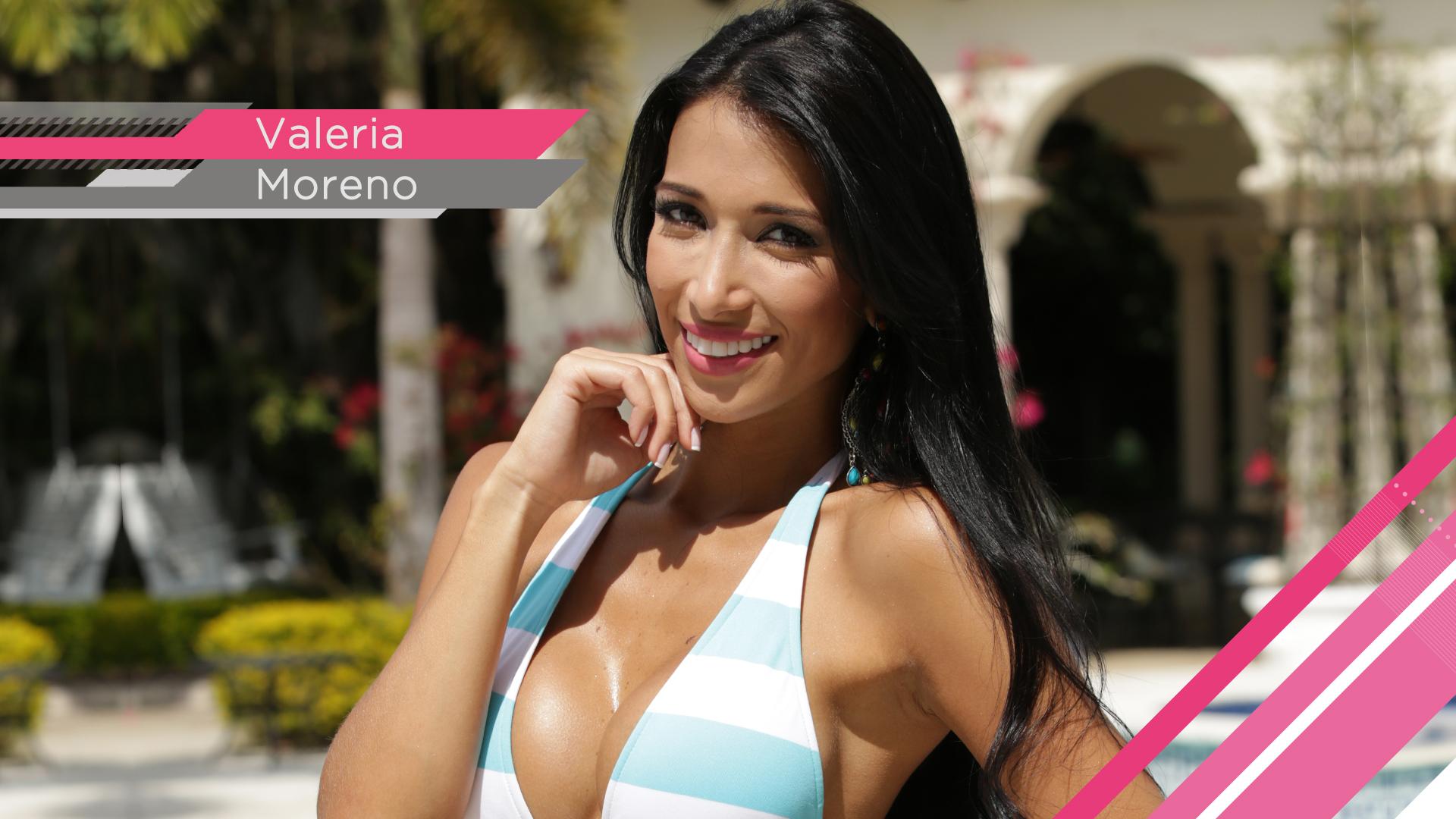 Bikini Valeria Moreno nude photos 2019