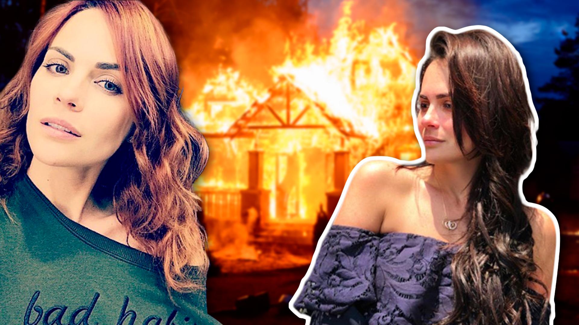 Laura Carmine prišla o všetko pri požiari a musela chodiť na terapie