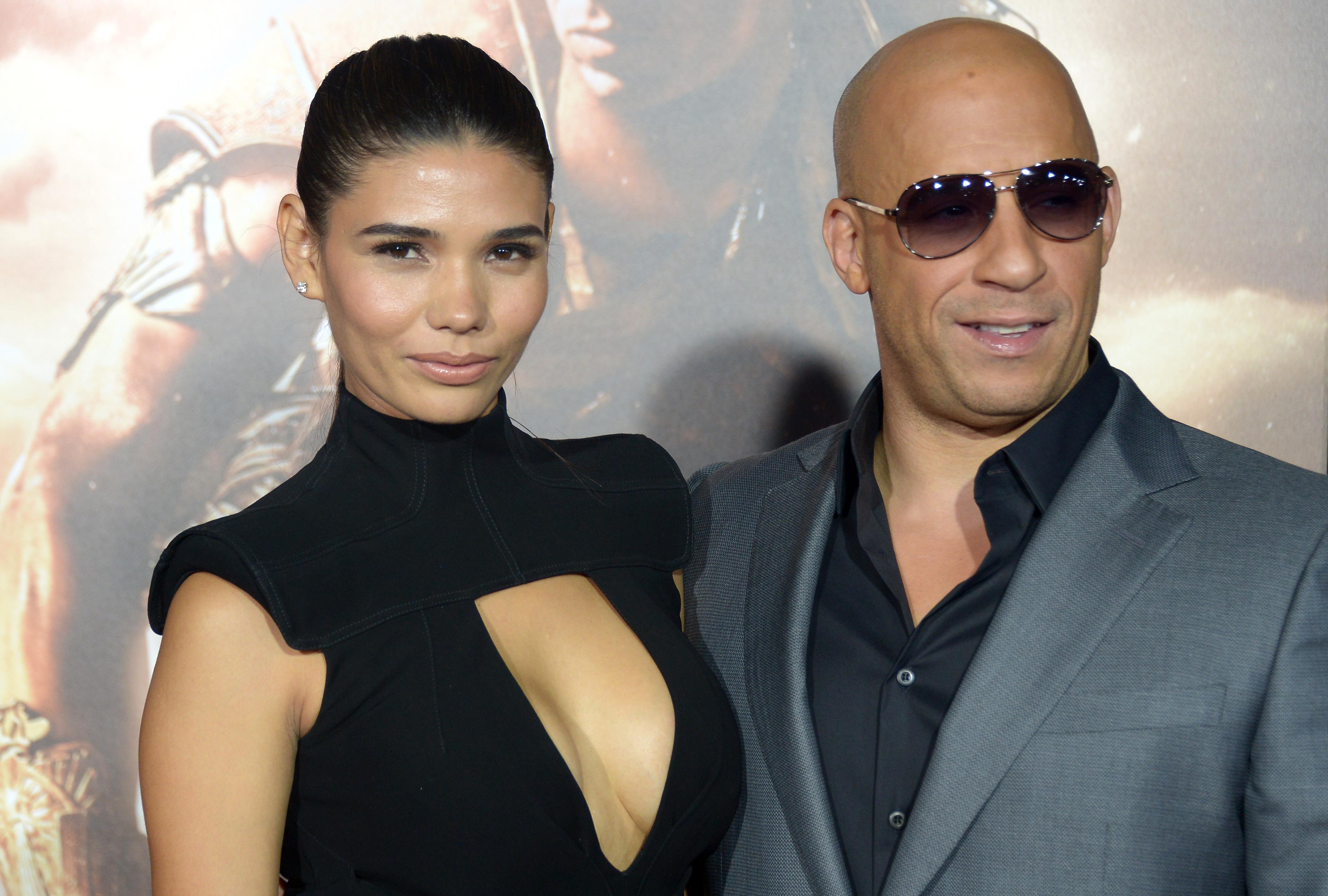 Vin Diesel Enseña A Leer A Su Hija De Cuatro Meses