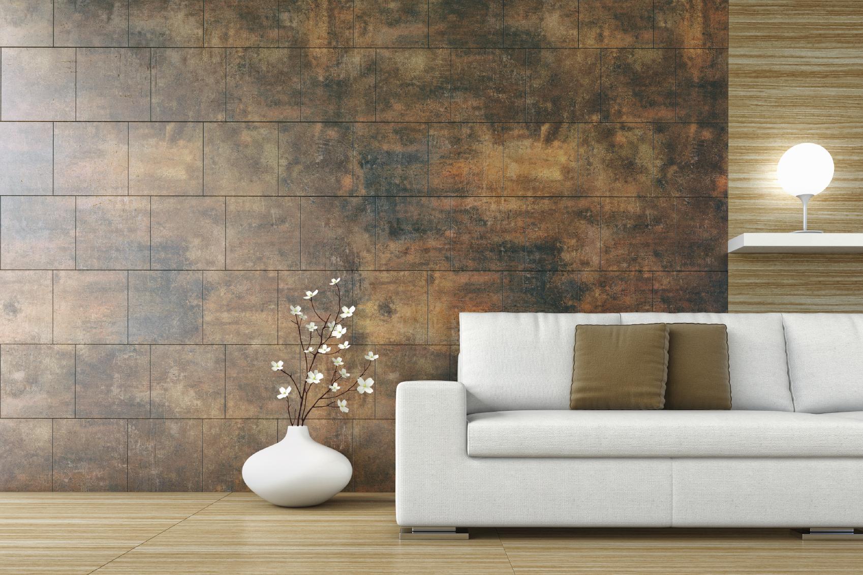 Texturas y efectos especiales para las paredes univision - Programa para pintar paredes ...