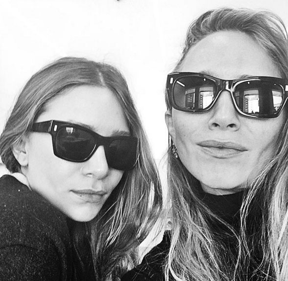 Mary-Kate Y Ashley Olsen Debutan En Redes Sociales