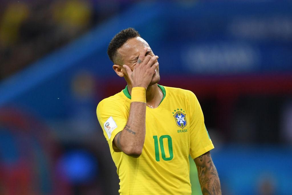 Van Basten apuntó a Neymar: