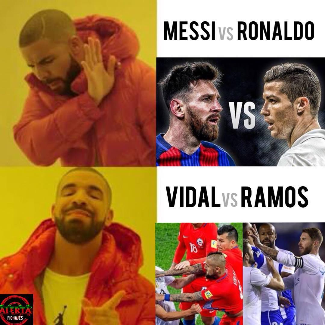 El Fichaje De Arturo Vidal Al Barcelona Resumido En Memes - Univision