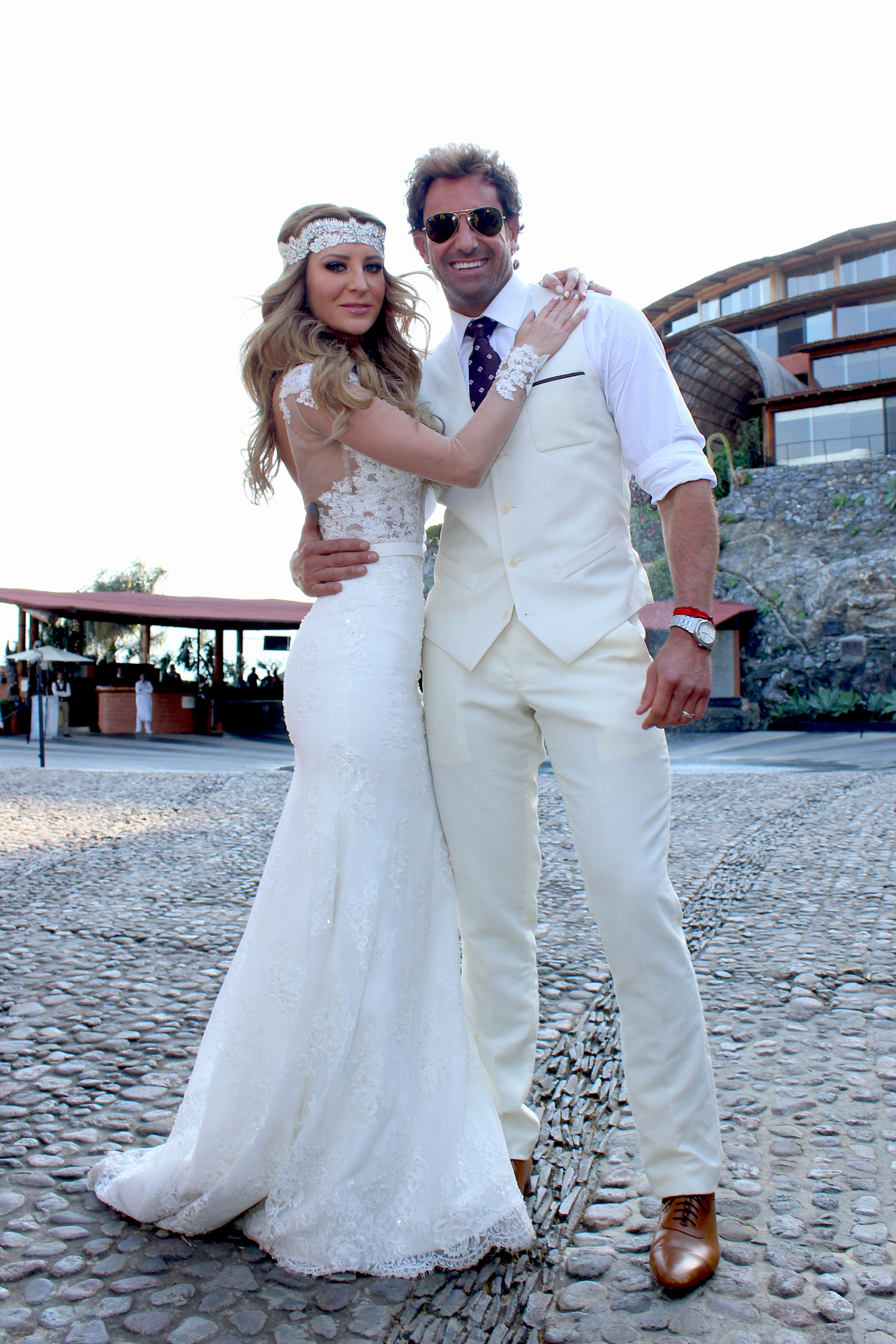 Dorable Vestidos De Novia De Famosas Elaboration - All Wedding ...
