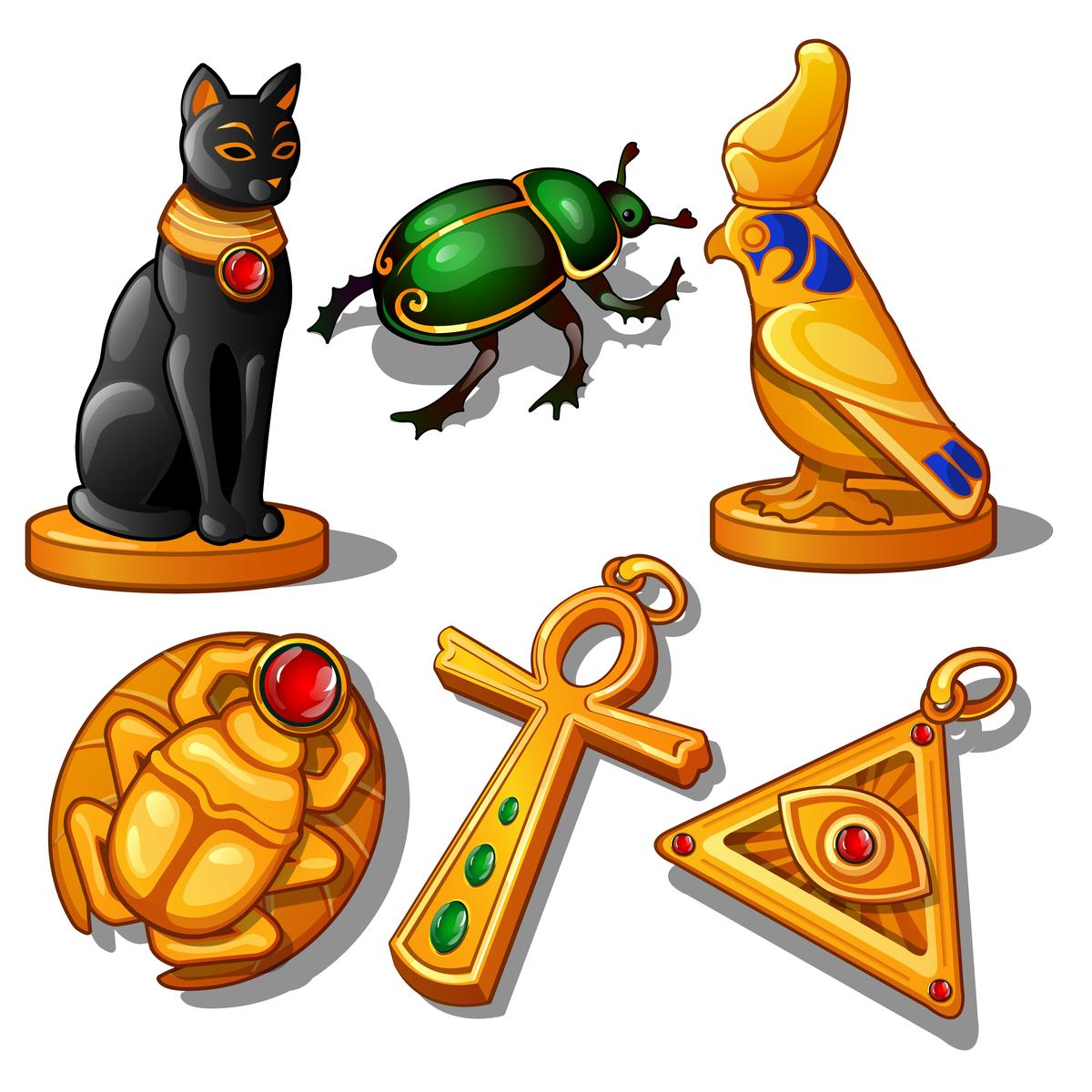 amuletos egipcios para la buena suerte univision