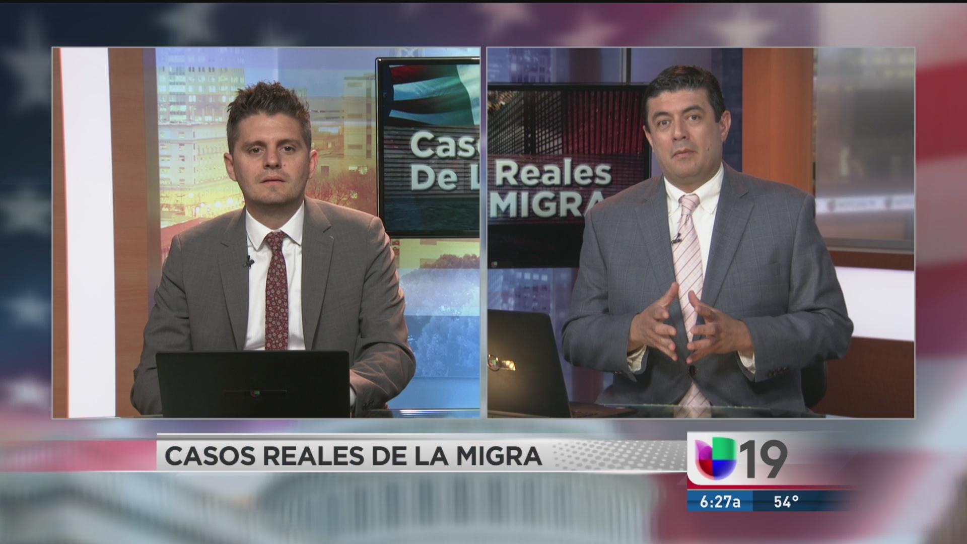 Casos reales de la migra chat de inmigraci n univision 19 univision - Casos de alcoholismo reales ...