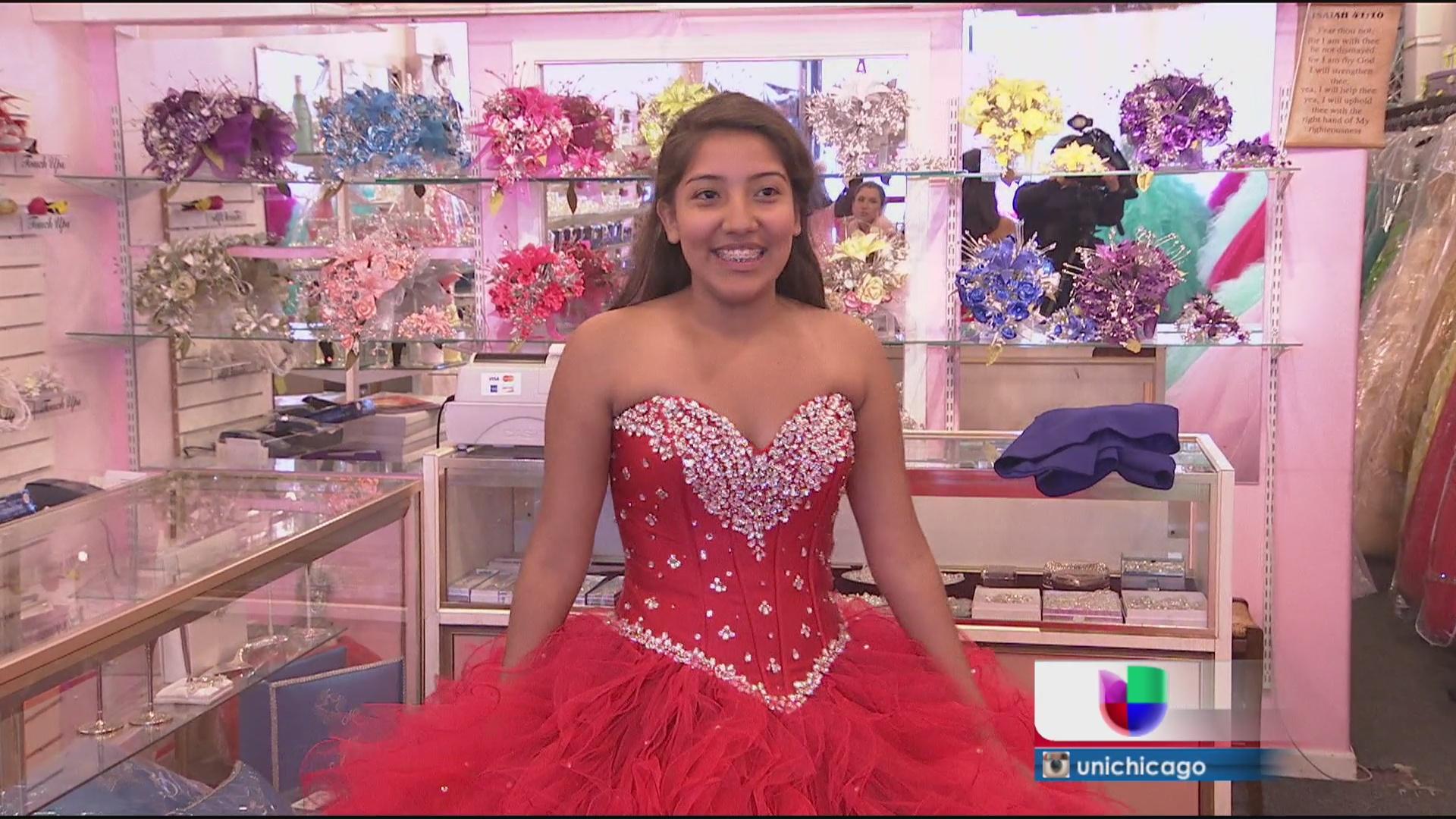 La Villita, meca de las quinceañeras - Univision