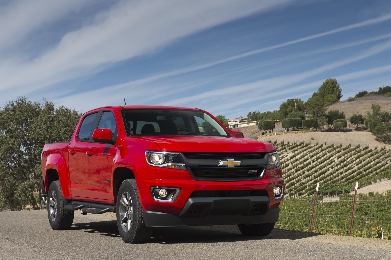 Conoce a la nueva Chevrolet Colorado Diesel 2016 - Univision