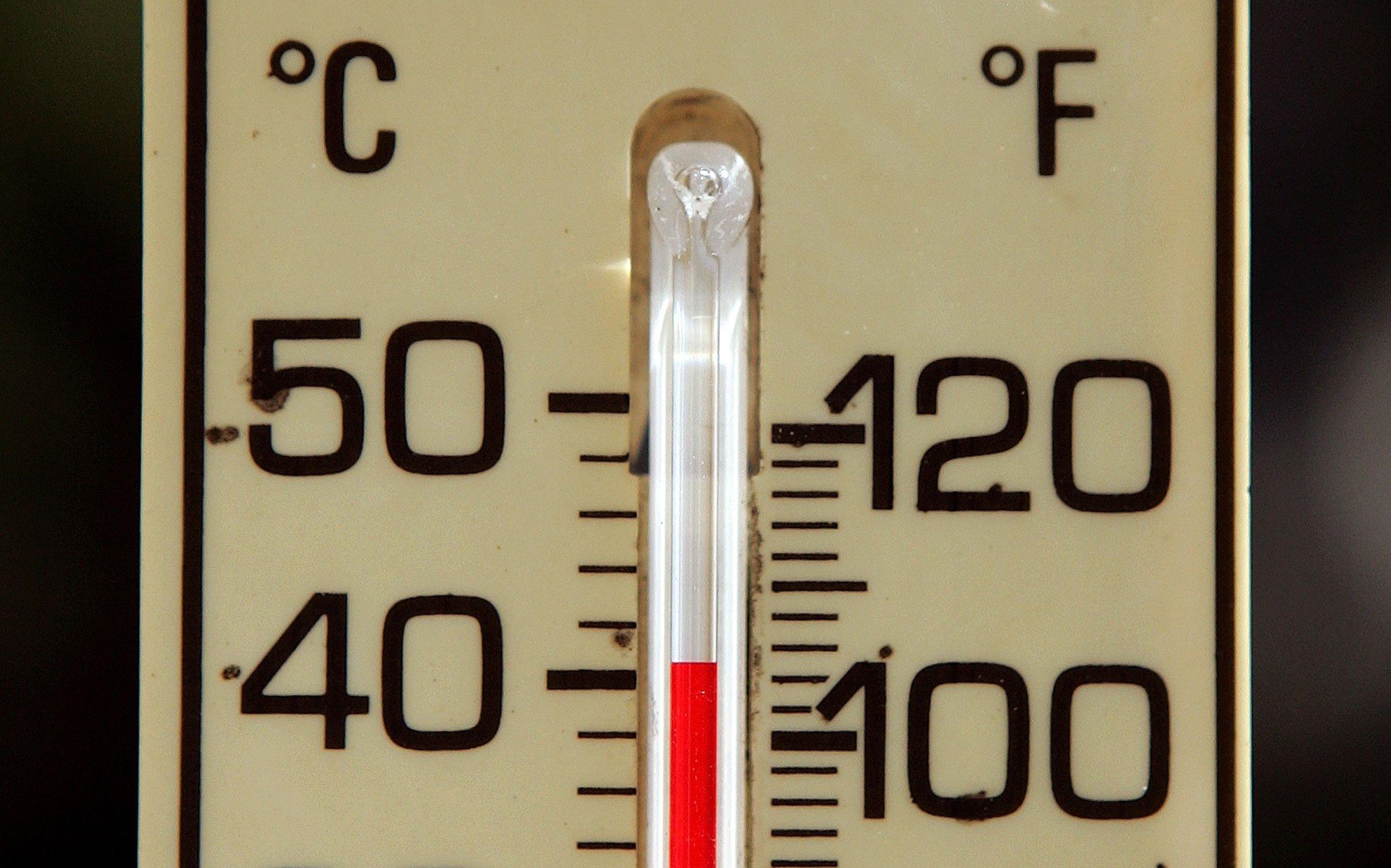 Temperaturas Sobre Los 100 Fahrenheit Amenazan A 15 Estados De Eeuu