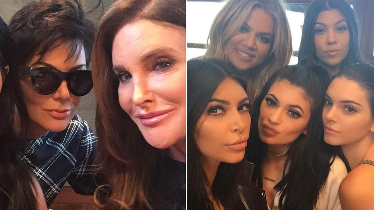 Caitlyn y Kris Jenner se reencuentran - Univision
