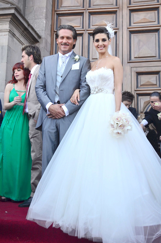 vestido de novia novela